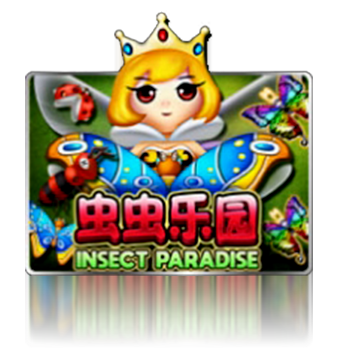 icongame insect paradise
