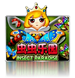 mobile game insect paradise